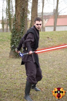 Sen Jedi Noir - effets