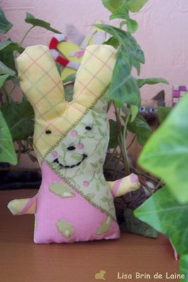 Lapin couture1