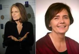 Gloria Steinem and Gail Collins reflect on women's movement