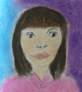 autoportrait Irina