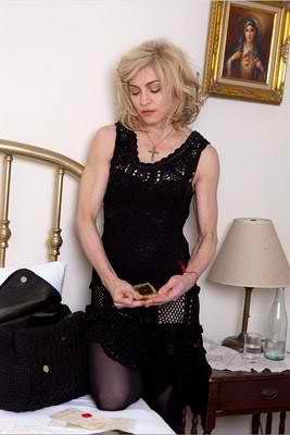 Madonna for D&G: new outtake