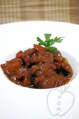Solomillo de cerdo marinado con miel y salsa de soja (3)
