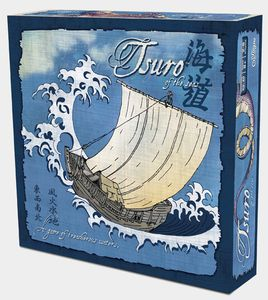 Tsuro of the Seas-boite jeu