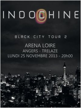 INDOCHINE -Arena Loire Trlaz