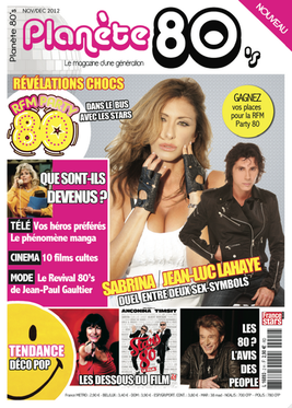 Planete 80 couverture N1