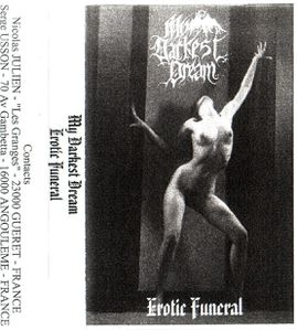 My darkest dream - Front cover 01