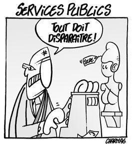 Soldes Services publics