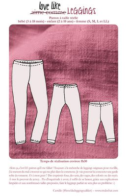 Love Like Leggings - prix