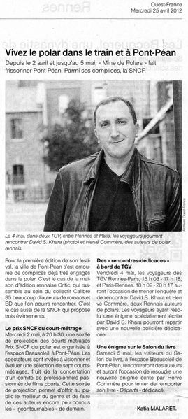 Ouest France 25 avril 2012001