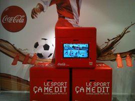 coca sport