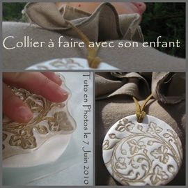 collier fte des mamans
