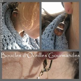 faire boucle d'oreilles religieuses