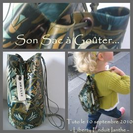 sac goter maternelle patron