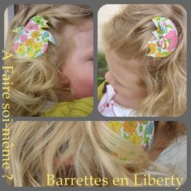 tuto barrette liberty