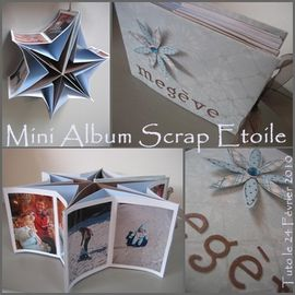 Album SCRAP ETOILE