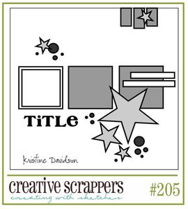 Creative Scrappers 205