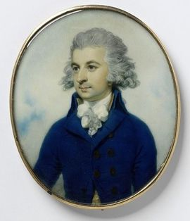 10b Miniature 1785-90 Crosse Richard Inconnu 79x67 aqua ivo