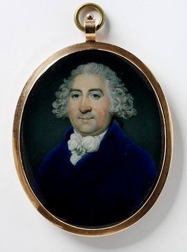 10c Miniature 1785-90 Crosse Richard Inconu 70x57 Aq iv V&A