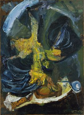 92 Volaille Soutine 1924 Volaille Moma NY