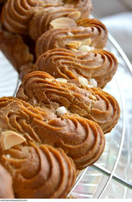 PATE A CHOUX AU CAFE (2)