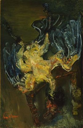 95 Volaille Soutine 1926 Volaille Art Institute Chica