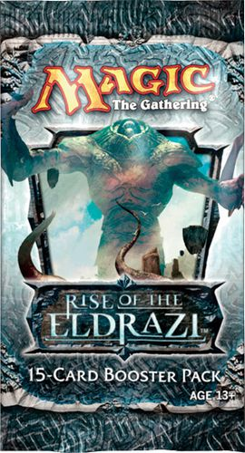 BLOC ZENDIKAR CARTES MAGIC RISE OF THE ELDRAZI - Deck Magic
