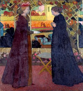 Maurice Denis Visitation