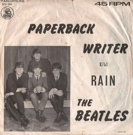 Paperback Writer South Africa