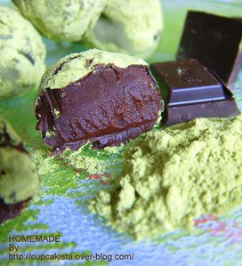 Truffes Matcha Green Tea-006