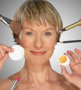 maquillage anti age