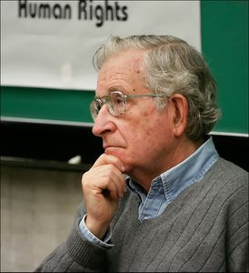 noam chomsky human rights
