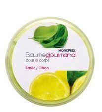 baume gourmand basilic citron monoprix 5.5