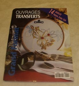 OUVRAGES TRANSFERTS - 10euros