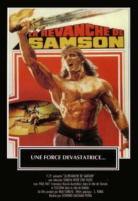 LA REVANCHE DE SAMSON (1987)
