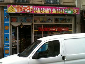 confiserie inde canabady