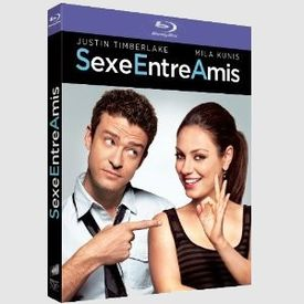 Sexe entre amis, Blu Ray