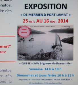 071r Expo De Merrien à Port Lama ELLIPSE Nov2014