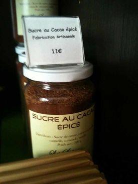 montaguere sucre cacao