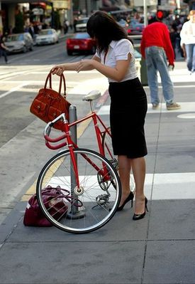 Working Girl Velo