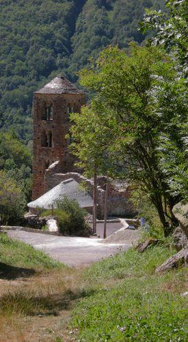 Chapelle de Merens