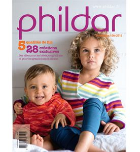 Phildar catalogue pitchoun n°105