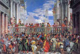 VERONESE-les-Noces-de-Cana-1562-63