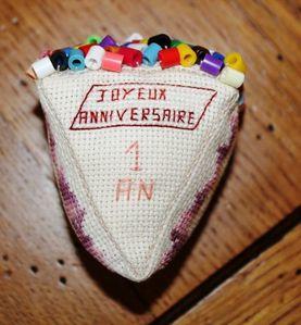 gâteau 1 an Axel (4)nathalie