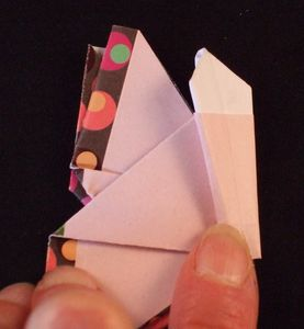 Origami papillon 40