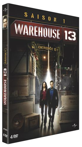 Warehouse 13 saison 1 Coffret 4 DVD