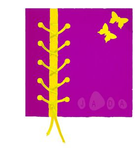 violet jaune