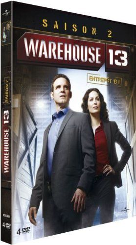 Warehouse Saison 2 Coffret 4 DVD