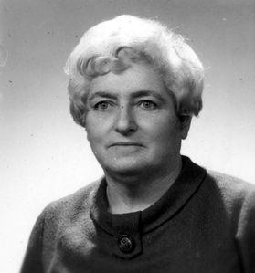 Irene gortchakoff, 04 mai 1969.