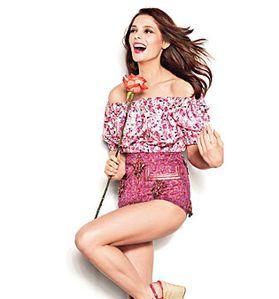Ashley Greene - Glamour Photoshoot 5
