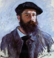 monet-autoportrait